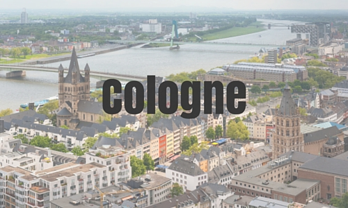 Summer German courses in Cologne - Language International
