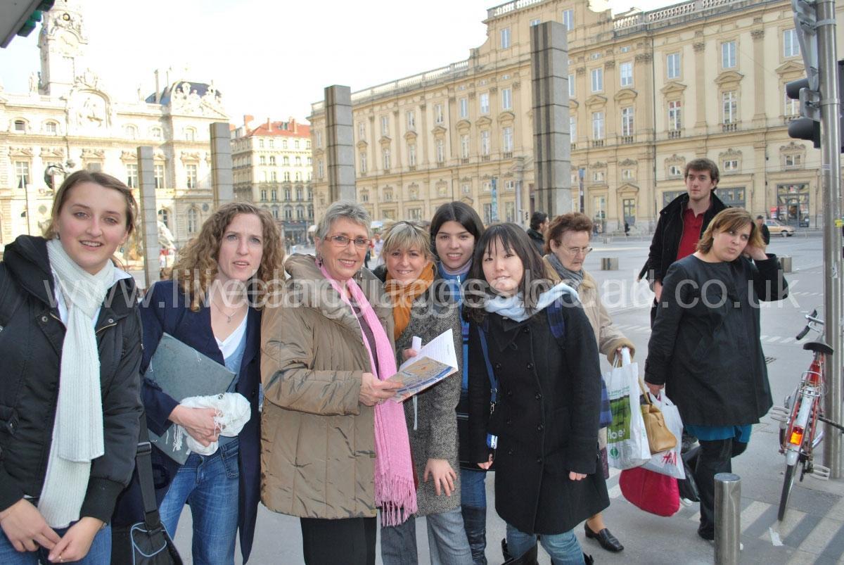 Learn French in Lyon - Expat Agency Lyon